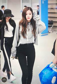 blackpink airport fashion incheon 5 april 2018 from
