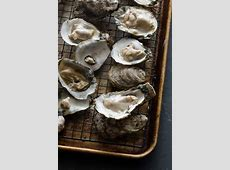 Roasted Oysters   Spoon Fork Bacon
