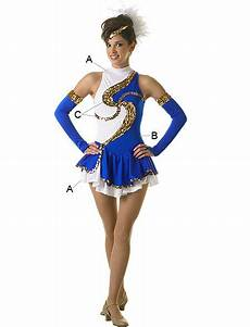 Dance Uniform Design Field Uniform Twister Dress As Pictured For Line Members