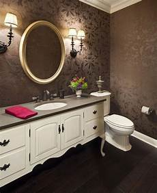 bathroom with wallpaper ideas gorgeous wallpaper ideas for your modern bathroom