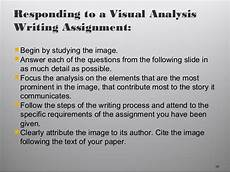 Visual Analysis Paper Cheap Write My Essay A Critical Visual Analysis Of A Work