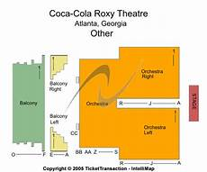 Coca Cola Theater Seating Chart Theatre Ga Tickets And Nearby Hotels 800 Battery