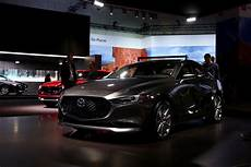 2020 Mazda 3 Sedan by 2020 Mazda3 Announced With Fuel Efficient Skyactiv X