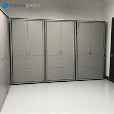closed storage cabinets formaspace