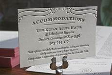 How To Word Hotel Accommodations For Wedding Invitations Ilene S Chateau Inspired Formal Wedding Invitations