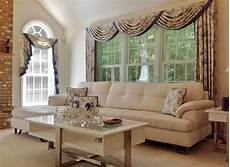 Drapes Window Treatments Custom Window Treatments Enhance Contemporary Family Rm