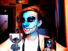 stitch make up by arisusandasu on deviantart