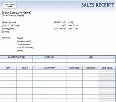 sale receipt template excel excel sales receipt excel receipt template