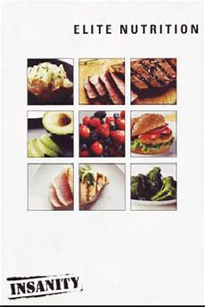 Insanity Food Plan Insanity Nutrition Plan For The Vegetarian San Diego