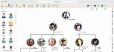 Create Family Tree Free Family Tree Maker Create Family Tree Online Creately