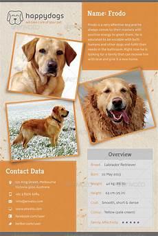 Pet Flyer Pet Flyer Gallery By Sargatal Graphicriver