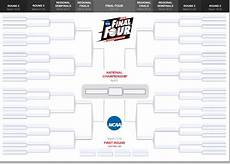 Blank March Madness Bracket Get Your Printable 2015 Ncaa Tournament Bracket