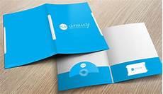 Certificate Folder Design Presentation Folders Custom Folders Printing Amp Die Cutting