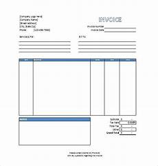 How To Write A Bill For Services Rendered Invoice Template Professional Services Professional