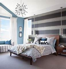Bedroom Wall Ideas 9 Bedroom Design Ideas With Striped Walls Interioridea Net