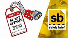 Lock Out Tag Out Lockout Tagout Systems Youtube