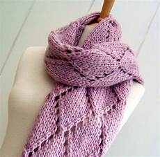 knitting scarf knitting pattern scarf wrap easy knit lattice scarf