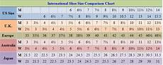 Asian Shoe Size Chart To Uk Moccasin Size Guide And International Shoe Size Chart