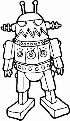 Malvorlagen Roboter Roboter Ausmalbilderhq