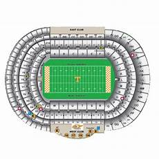 Tennessee Vols Football Seating Chart Neyland Stadium Knoxville Tickets Schedule Seating
