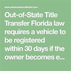 Florida Vehicle Lighting Laws Out Of State Title Transfer Florida Law Requires A Vehicle