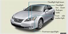 2007 Lexus Es 350 Light Bulb Replacement Light Bulbs Do It Yourself Maintenance Maintenance And