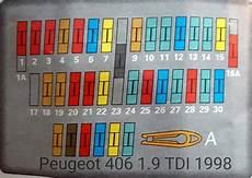 Wrg 5461 Peugeot 307 Sw Fuse Box Layout