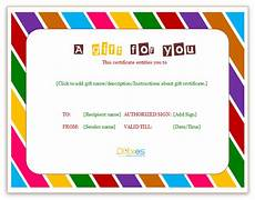 Movie Gift Certificate Template Gift Certificate Templates Fashion 3 Per Page Dotxes