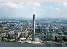 Canton Tower   Shore Excursions Asia