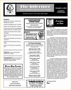 Free Church Newsletter Templates Microsoft Word Church Newsletter Format Best Free Church Newsletter