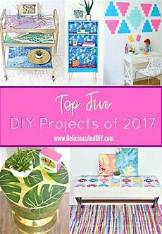 my most popular diy projects of 2017 delicious and diy