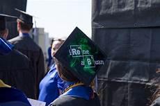California State University Graphic Design Periodic Table Decoration Csusm Graduation Cap