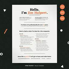Pages Resume Template Mac Resume Template Modern Resume Resume Pdf Cv Template
