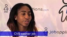 Apply Cvs Cashier Cvs Interview Cashier Youtube