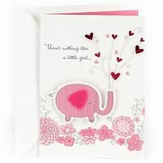 Congratulation Baby Cards Hallmark Congratulations Greeting Card For New Baby Girl