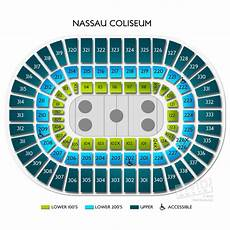New York Islanders Coliseum Seating Chart Nassau Coliseum Tickets Nassau Coliseum Information