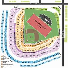 Wrigley Field Concert Seating Chart Dead And Company Wrigley Field Tickets In Chicago Illinois Wrigley Field