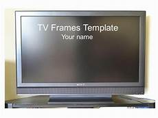 Tv Template Wide Screen Tv Frame Template