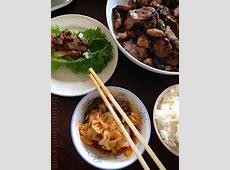 Fiction Food Café: Bulgogi Lettuce Wraps for Various
