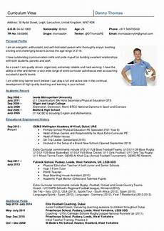 Football Coach Cv Template Image Result For Rugby Cv Template College Football