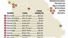 Slu My Chart Missouri Casinos Map And Chart Stltoday Com
