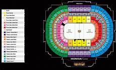 Anaheim Ducks Arena Seating Chart Anaheim Ducks Home Schedule 2019 20 Amp Seating Chart