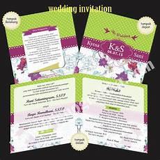 undangan softcover www trisnografika com