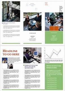 Free Brochure Word Templates Free Pamphlet Templates Bi Fold Tri Fold 6 Panel Word