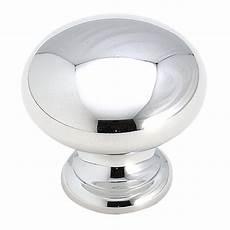amerock 1 1 4 in polished chrome cabinet knob bp195026