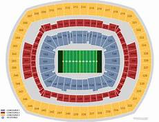 New York Giants Home Schedule 2019 Amp Seating Chart