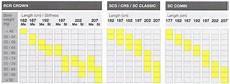 Salomon Nordic Weight Chart Fischer Sc Combi 15 16