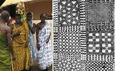 Adinkra Cloth Designs How To Dress Like The Asante People Of Ghana Adinkra