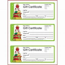 Avery Certificate Templates Christmas Gift Templates Free And Easy Options