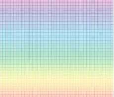 Rainbow Graph Paper Rainbow Graph Paper Small Rainbow Fabric By Weavingmajor